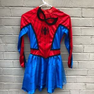 Other - EUC Spider-girl Costume Size 10/12
